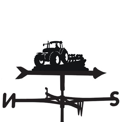 WEATHERVANE in The Furrow Tractor Design
