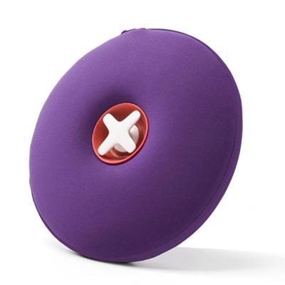 PILL Hot Water Bottle in Purple