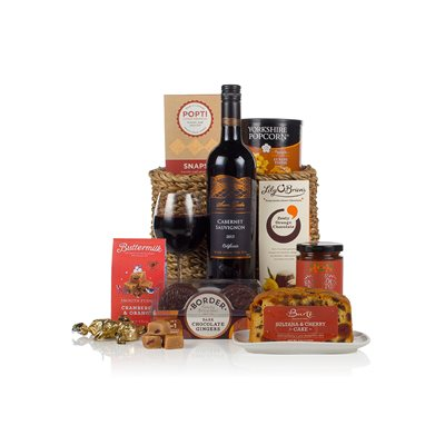 THE WINTER BASKET Luxury Christmas Hamper