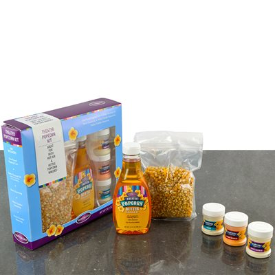 SMART THEATRE POPCORN MAKING KIT