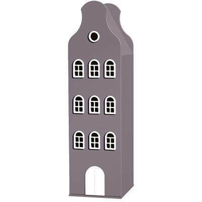 AMSTERDAM BELL GABLE WARDROBE in Pastel Colours