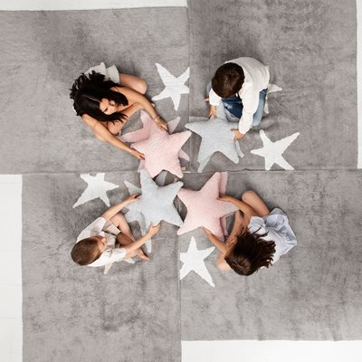 LORENA CANALS THREE STARS KIDS WASHABLE RUG
