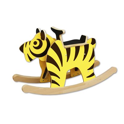 CHILDREN'S ROCKER in Tiger