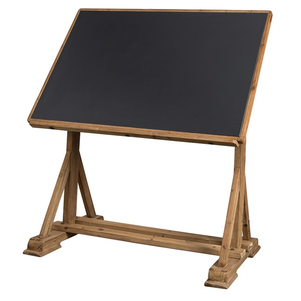 Drawing Desk with Tilt Function