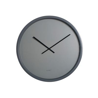Zuiver Bandit Large Wall Clock in Grey