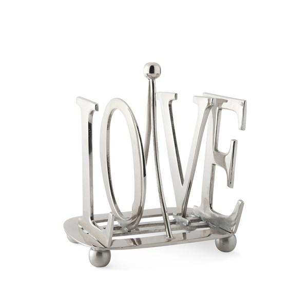 Toast Rack in LOVE design