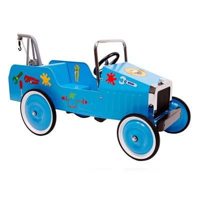TOW TRUCK PEDAL CAR by Baghera