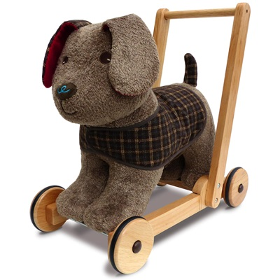 PERCY PUP Toddler Push Along Toy