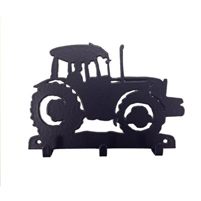 KEY RACK WITH 3 HOOKS in Tractor Design