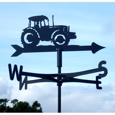 Weathervane in Big Green Tractor Design