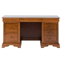WILLIS & GAMBIER LOUIS PHILIPPE DRESSING TABLE with Drawers