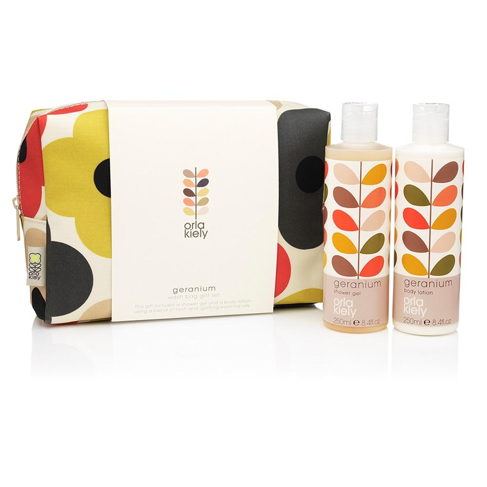 Orla Kiely Large Bath & Body Wash Gift Set - Orla Kiely | Cuckooland