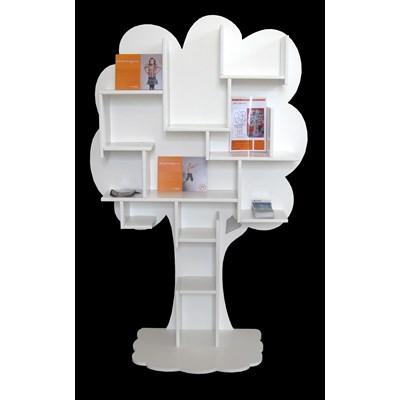 Tree Bookcase Part - 45: Bookshelf-lifestyle.jpg Tree-Bookcase-White-HiRes.jpg ...