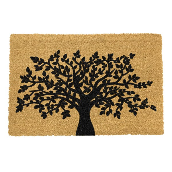 Artsy Doormats Tree of Life Door Mat