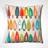 Stylish Colourful Retro Cushions