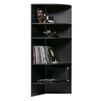 Product photograph showing Trian Tower Bookcase By Woood