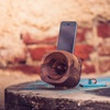 Eco Friendly Crafted Solid Wood Amplifier