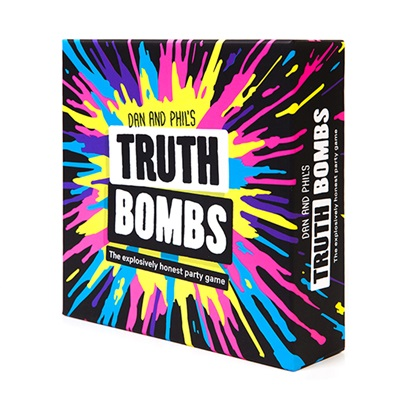 Dan & Phil's Truth Bombs Party Game