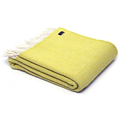 TweedMill Illusion Zest Wool Throw
