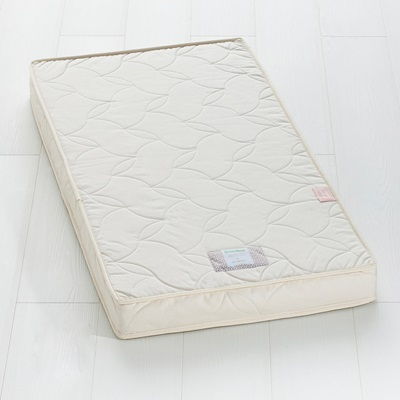 NATURAL TWIST BABY COT MATTRESS 60 x 120 cm