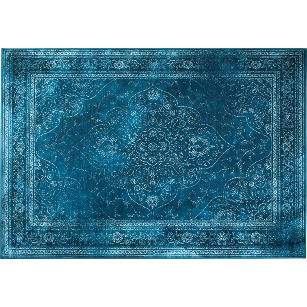 persian style carpet in rugged ocean large indoor rugs. Black Bedroom Furniture Sets. Home Design Ideas