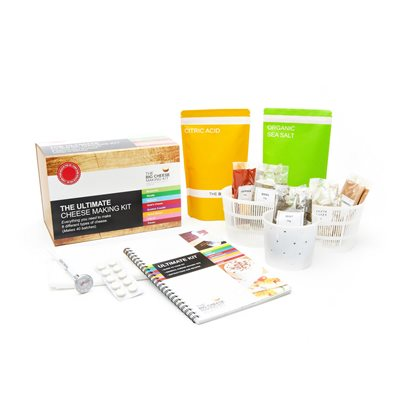 ULTIMATE Big Cheese Making Kit