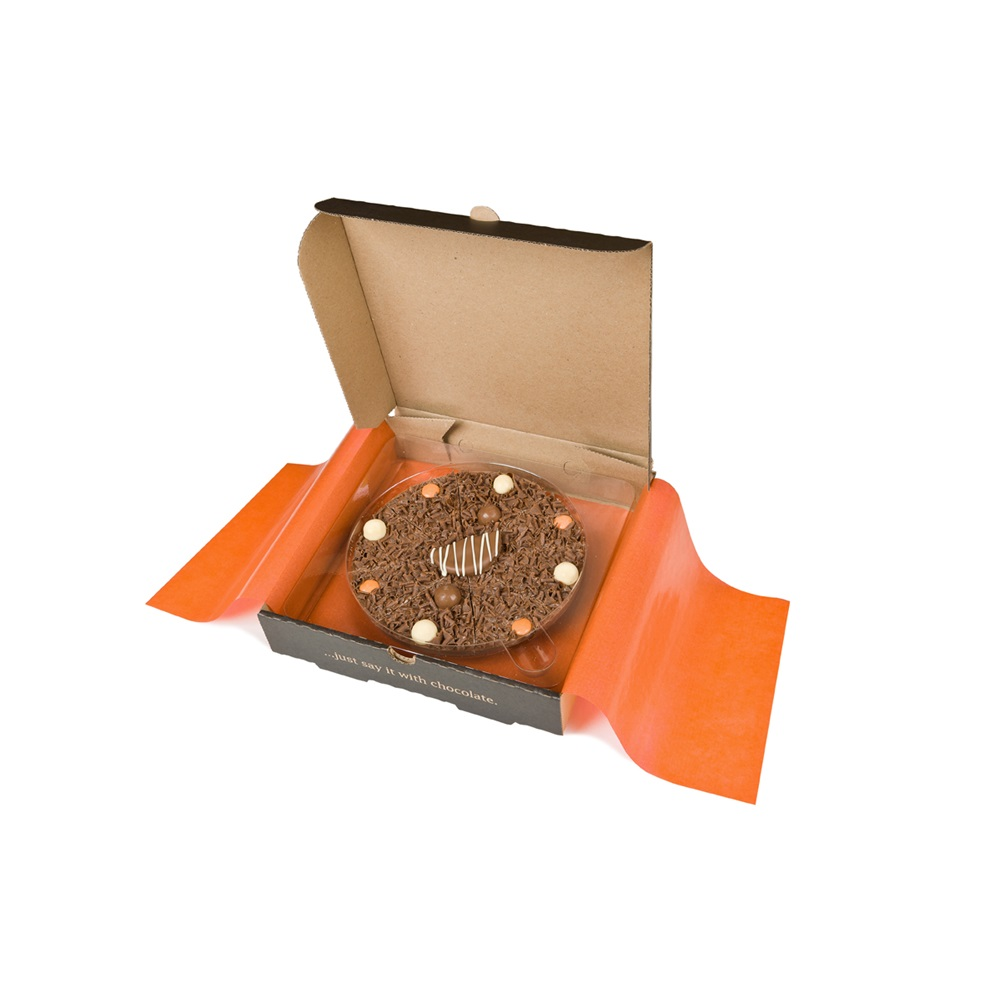 orange chocolate pizza unusual gift ideas cuckooland prevnext