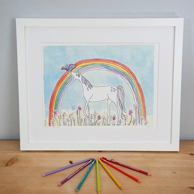 The Rainbow (Illustrated)