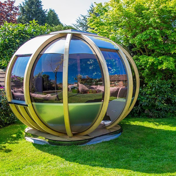 Luxury Summerhouse Garden Pod