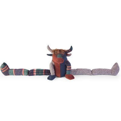 HIGHLAND COW Animal Draught Excluder