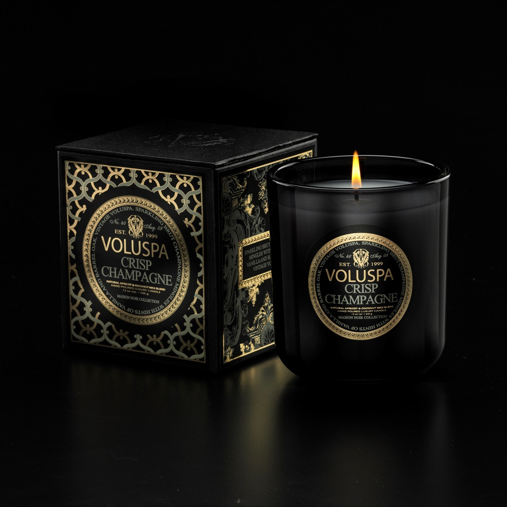 VOLUSPA Scented Candle In Champagne