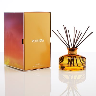 VOLUSPA REED DIFFUSER in Tropical Citrus (Soleil)