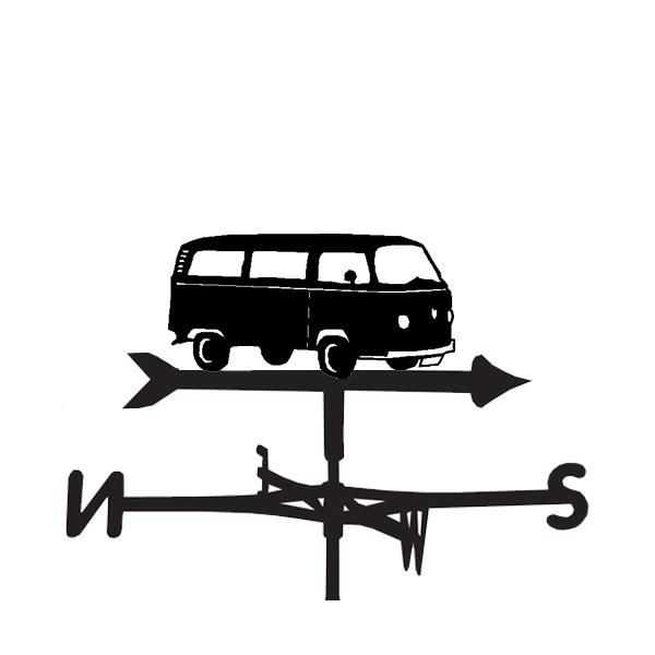 Weathervane in Camper Van Design