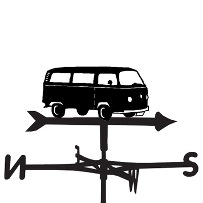 WEATHERVANE in VW Camper Van Design