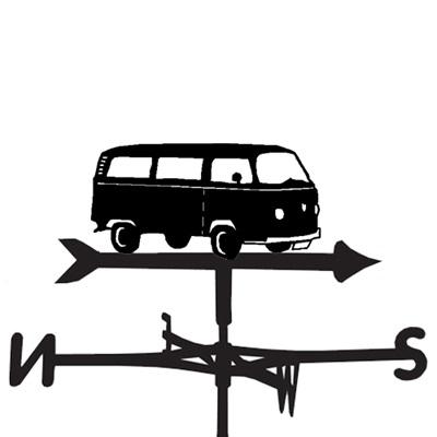 WEATHERVANE in VW Camper Van Design