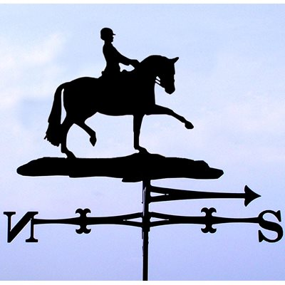 Weathervane in Valegro Champion Horse Design