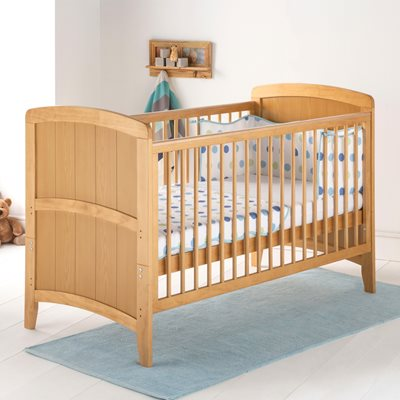 EAST COAST BABY & TODDLER COT BED in Antique Venice Design