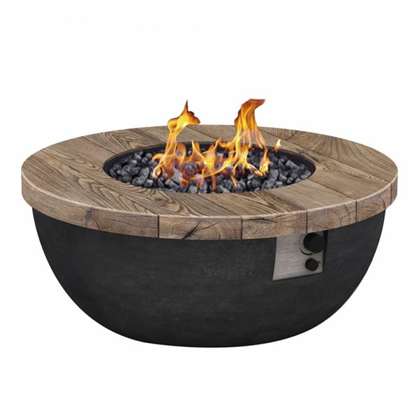 Foremost Bowl Gas Fire Pit