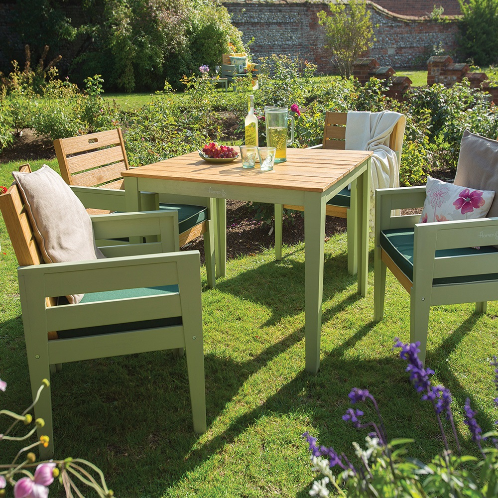 verdi wooden dining set garden tables chairs cuckooland