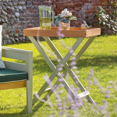 Verdi Garden Butler Table