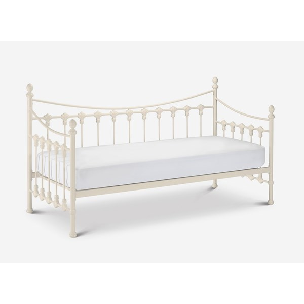 Versailles Metal Day Bed by Julian Bowen