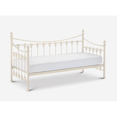 VERSAILLES METAL FRAME DAY BED by Julian Bowen