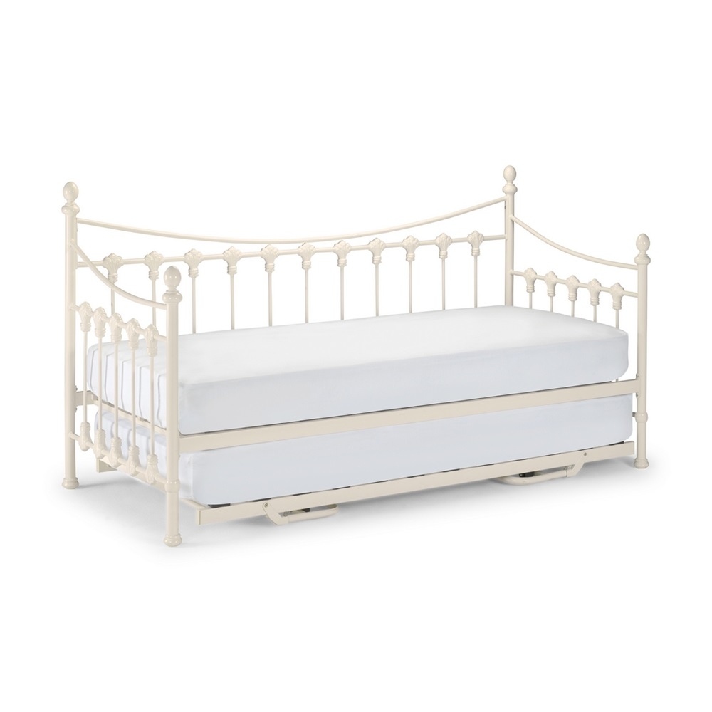 Metal Frame Kids Day Bed Amp Single Pull Out Bed