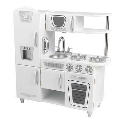 KIDS VINTAGE KITCHEN in White