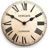 Large Metal Clocks