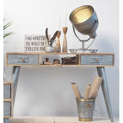 INDUSTRIAL LEIPZIG Office Desk & Table