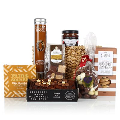CHOCOLATE INDULGENCE Luxury Gift Hamper