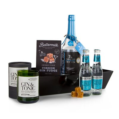 GIN O'CLOCK Luxury Gift Hamper