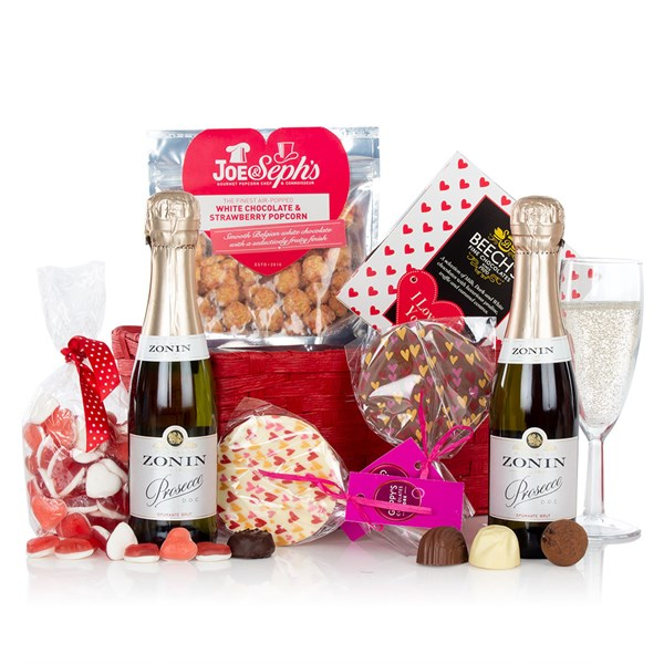 Love You Food and Drinks Hamper