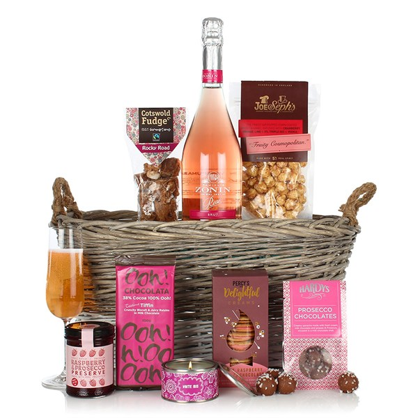 Hamper for the Ladies Luxury Gift Basket